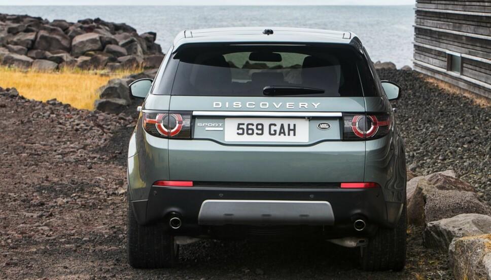 <b>BESTÅTT:</b> Land Rover/Range Rover/Jaguar stikker av med topp tre for sikre nøkkelløse systemer.