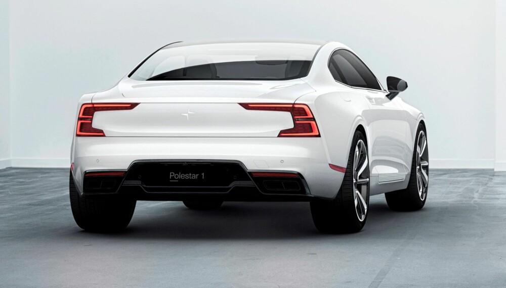Likhetene med Volvos øvrige modeller er store, i alle fall i starten.