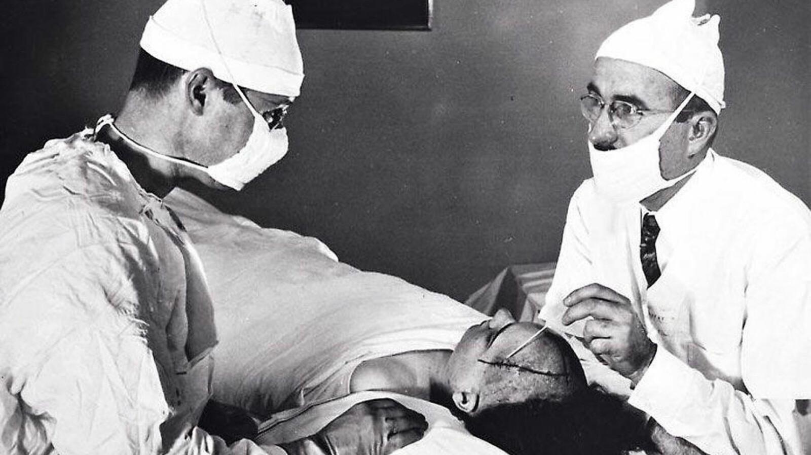 <b>HISTORIENS VERSTE LEGER: </b>Det er ikke alle leger som har jobbet for pasientens beste. Illustrasjonsfoto.