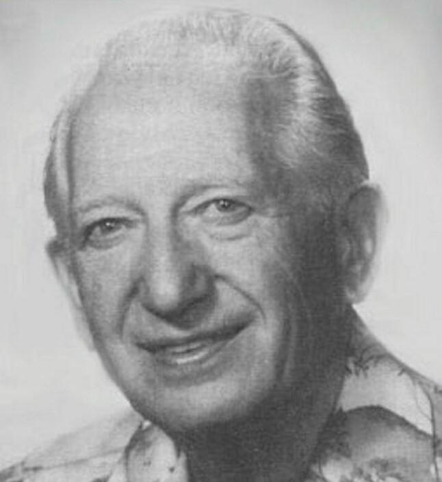 <b>PRODUKTIV: </b>Bernard Jensen var en produktiv fyr, produserte bare vås.
