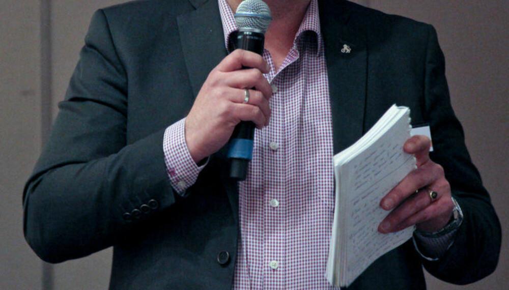 NAF-sjef Stig Skjøstad.