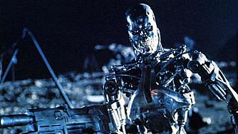 Terminator-filmene var basert på selvstendige våpensystemer som snudde seg mot menneskene og gikk til angrep.