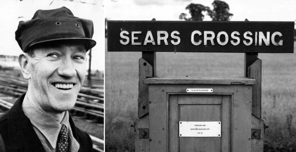 FØRTE ALDRI TOG IGJEN: Lokfører Jack Mills var tilbake på jobb etter 39 ukers fravær, men han førte aldri et tog igjen. Han døde syv år etter ranet.