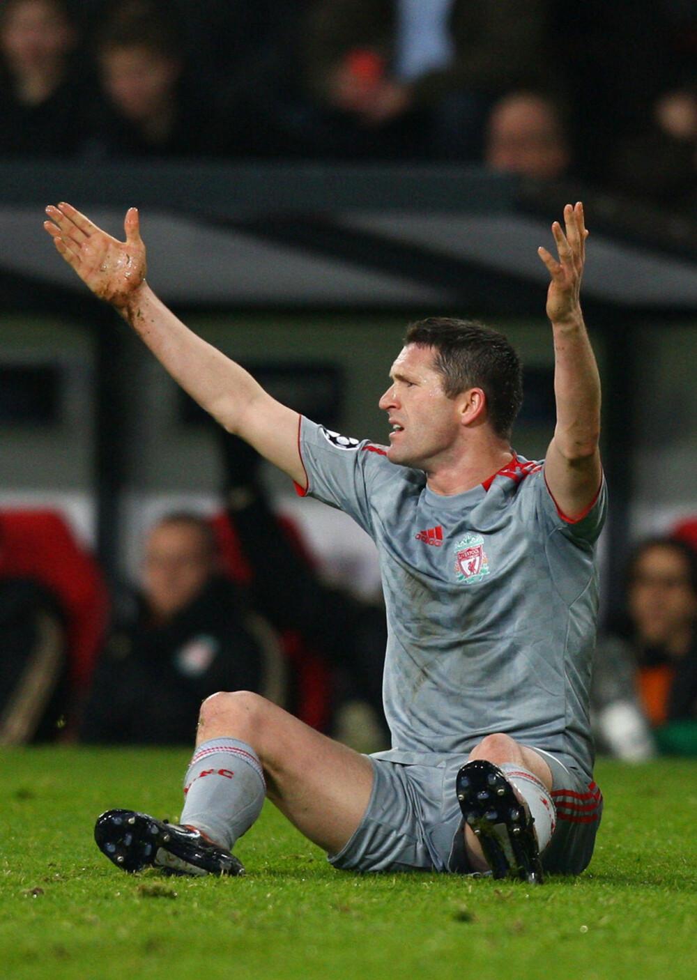 <b>GIKK IKKE VEIEN:</b> Etter å ha hamret inn mål for Tottenham, gikk turen til Liverpool for Keane. Det gikk ikke så bra som han hadde håpet.