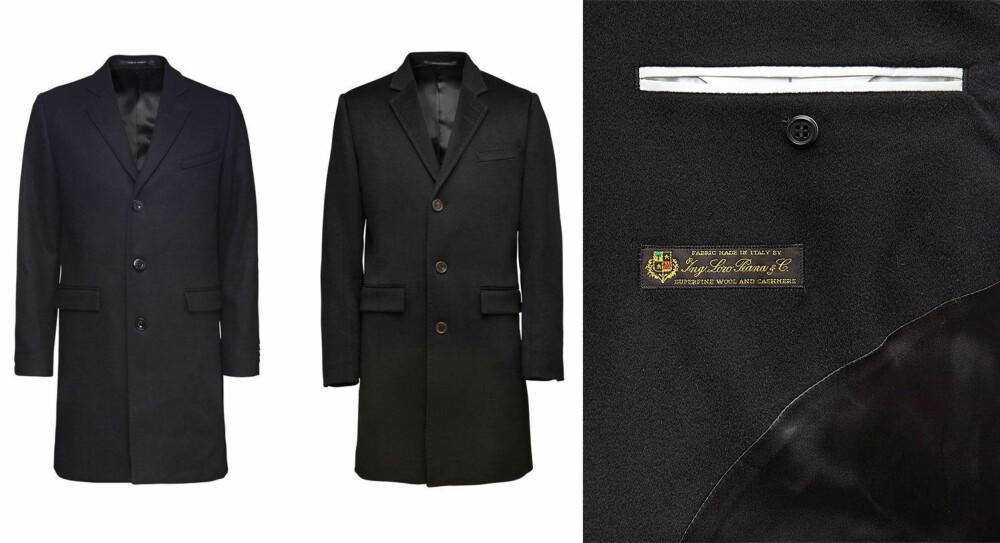 bcbbb1bc Frakker kan også kjøpes til en betraktelig lavere pris hos Zara eller H&M,  men også her minskes kvaliteten og levetiden på jakken. Frakken som H&M  selger ...
