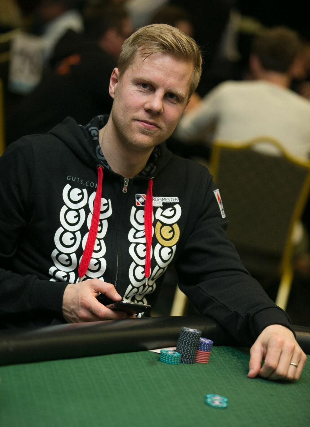 LEGENDE: Bodøværingen Odd Erlend Jensen har spilt poker i 14 år og har deltatt i hvert eneste NM siden oppstarten. Han har to NM-titler og leder også suverent i poeng sammenlagt fra NM-deltakelse.