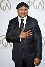 KJØRER ACCORD: Ifølge rapper og skuespiller LL Cool J holder han godt på lommeboken.