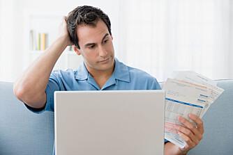 SJEKK NETTBANKEN: Ifølge Business Insiders eksperter kan det å få oversikt over inntekt og utgifter være med på å gi deg bedre kontroll over din egen økonomi.
