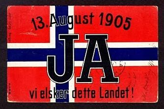 Norge var en svært ung nasjon i 1914.