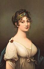 Louise av Mecklenburg-Strelitz, konen til Fredrik Vilhlem III (konge av Preussen). Louise var i nært slektskap med den britiske kongefamilien.