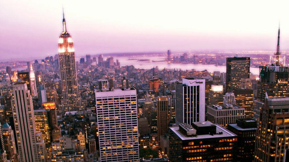 New York City er USAs største by, med et innbyggertall som varierer mellom 8,4 og 23,5 millioner - litt avhengig av hva du regner med. Uansett hvordan du regner er det ikke i nærheten av verdens mest folkerike by.