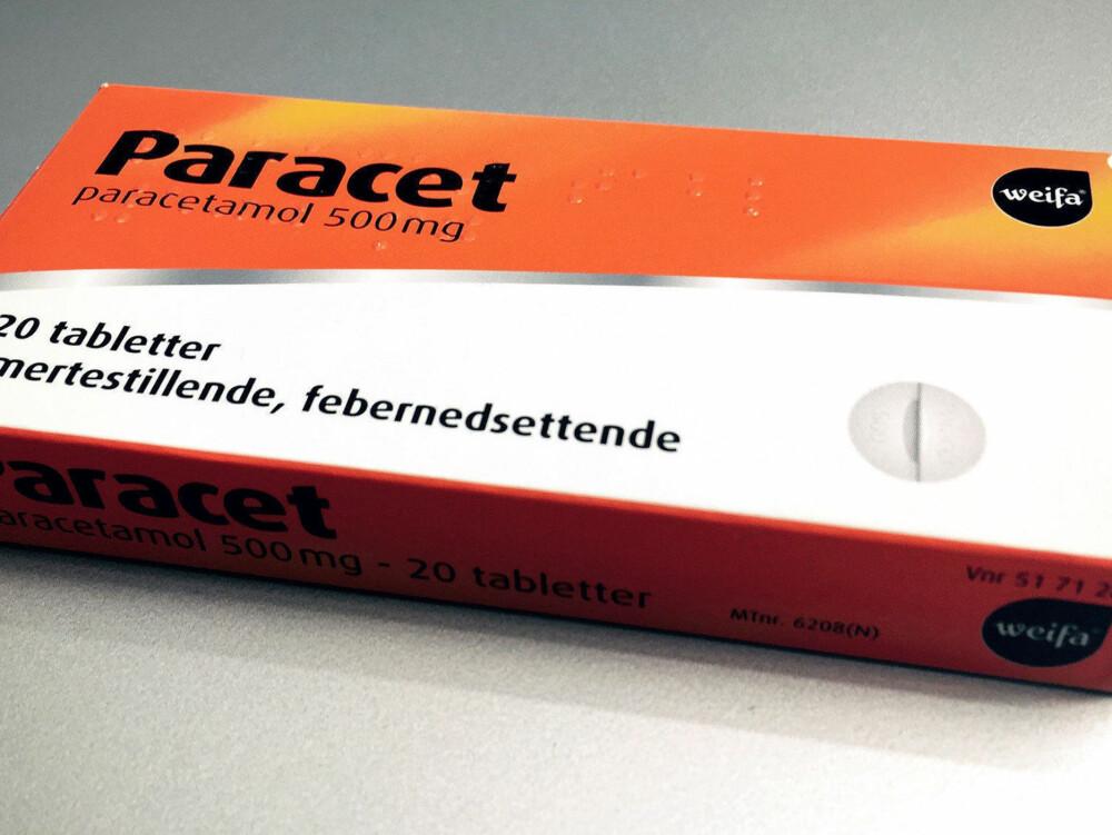 Effekten på testpersonenes empati var merkbar etter 1000 milligram acetaminophen, tilsvarende to «vanlige» Paracet.
