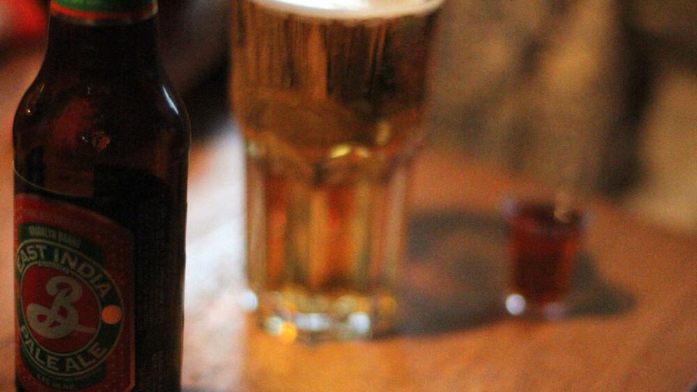 ØL - og da gjerne øltyper med mye humle - er bra for hjernen din.