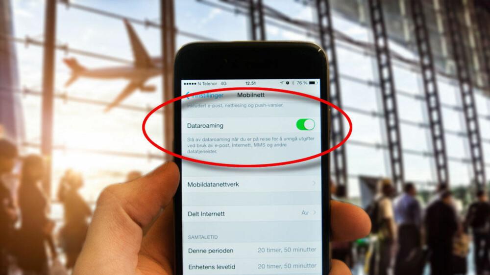 87ea5e4d Triksene du bør kunne hvis du skal bruke mobil i utlandet - Teknologi