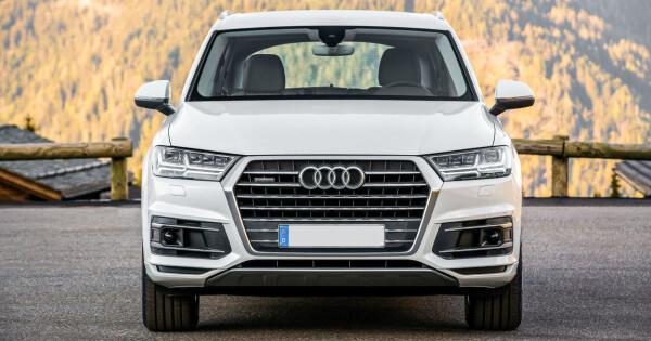 Ny motor i Audi Q7 - da går prisen ned med 119.000 kroner - Motor
