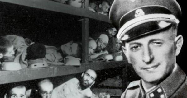 Jakten på Adolf Eichmann - Hitlers effektive massemorder - Historie