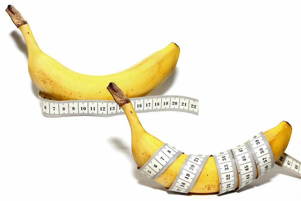 PENISSTØRRELSE: To undersøkelser med til sammen 726 seksuelt aktive kvinner tyder på at i den grad kvinner er opptatt av penisstørrelse, så er det tykkelsen som er viktigst - ikke lengden.