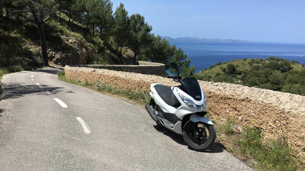 Det er få ting som er så befriende og fantastisk som å kjøre tohjuling i naturskjønne områder.