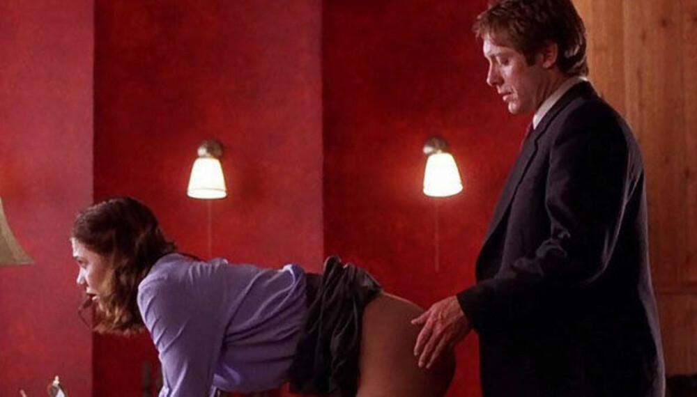 Fra filmen «Secretary».