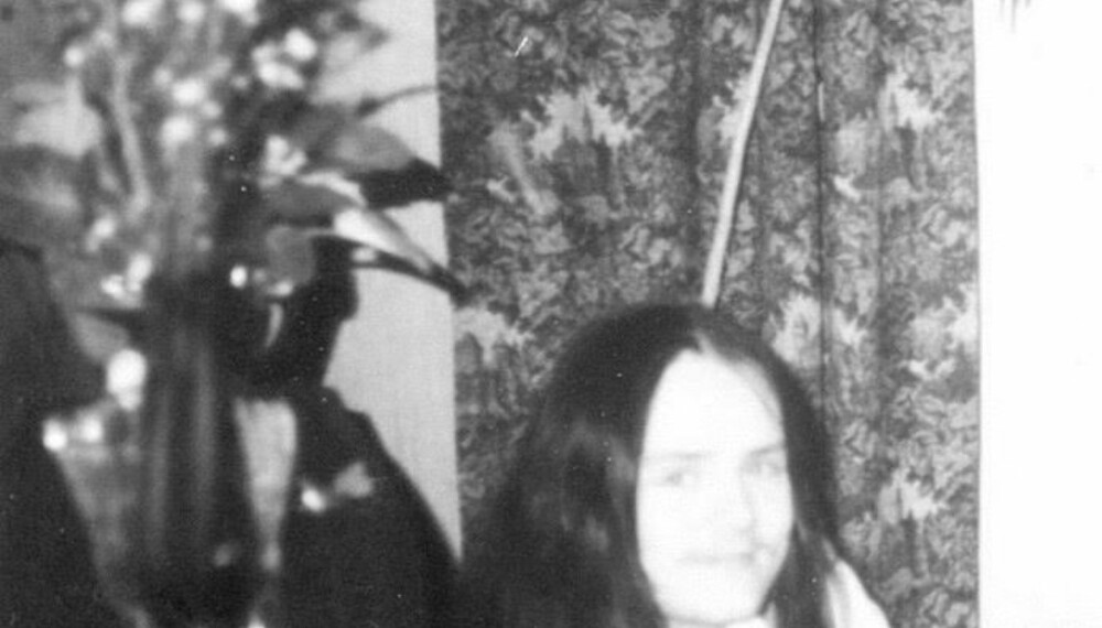 Øystein Aarseth i et privat bilde fra tiden da Mayhem ble startet.