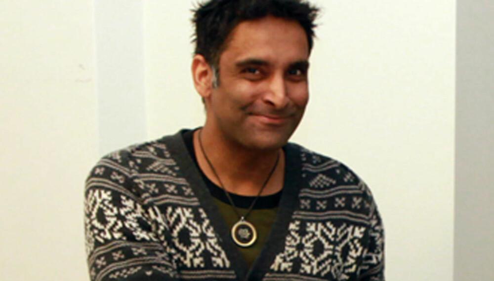 Rafiq Charania var mannen som startet opp Blogg.no, og dro Kjetil inn i systemet.