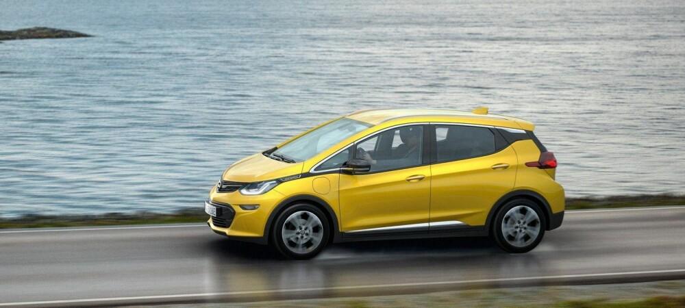 Opel Ampera E Pris Rekkevidde Dato Og Plass I Bagasjerom Motor