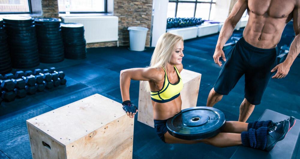 b60b5b2e UREALISTISK MYE TRENING: Muskler trenger mer energi enn fett, men det er  for mange