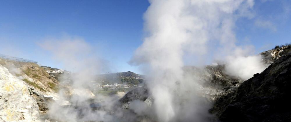 SUPERVULKAN: Dersom denne vulkanen får et massivt utbrudd, vil det ramme hele jordkloden.