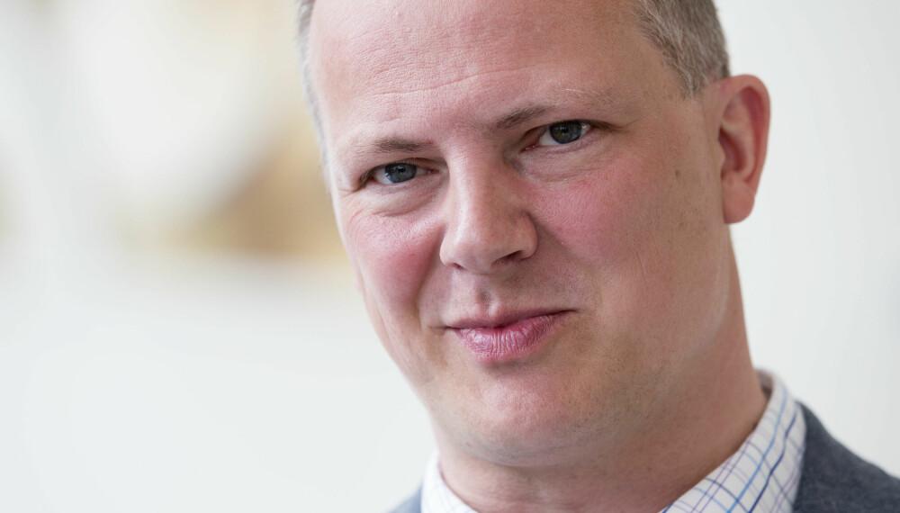 Samferdselsminister Ketil Solvik-Olsen (Frp)