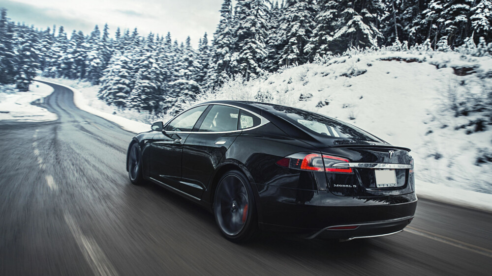 KUTTES: Fra 16. april 2017 kuttes Model S 60 og 60D fra modellutvalget til Tesla. Bildet er en illustrasjon.