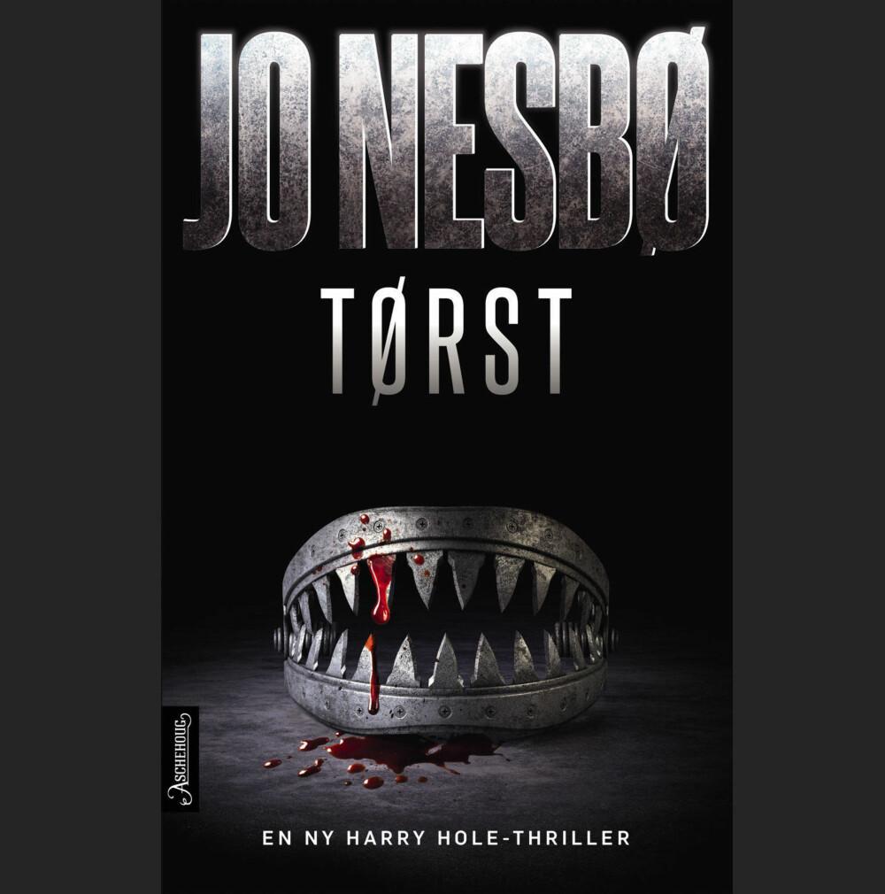 Førsteopplaget på Jo Nesbøs krimroman er på historisk høye 300.000 eksemplarer.