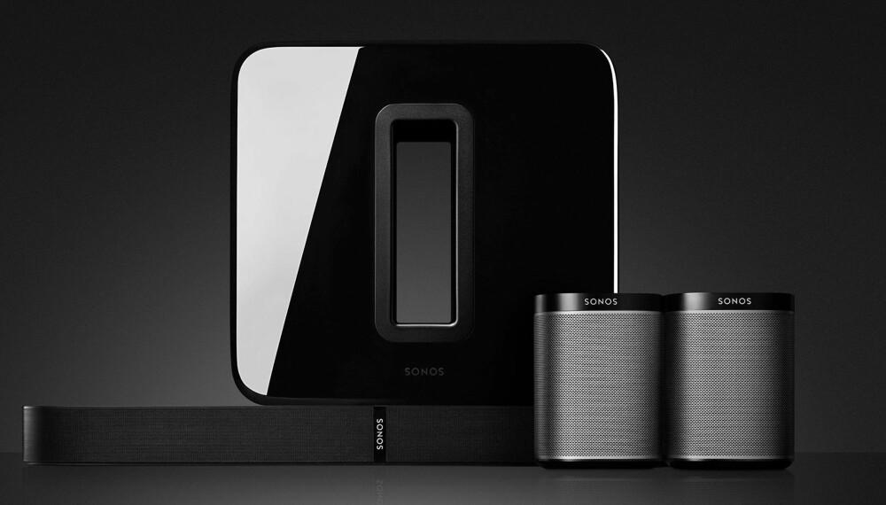 Sonos selger deg gjerne base basen, men vil helst at du skal betale 10.000 kroner ekstra.