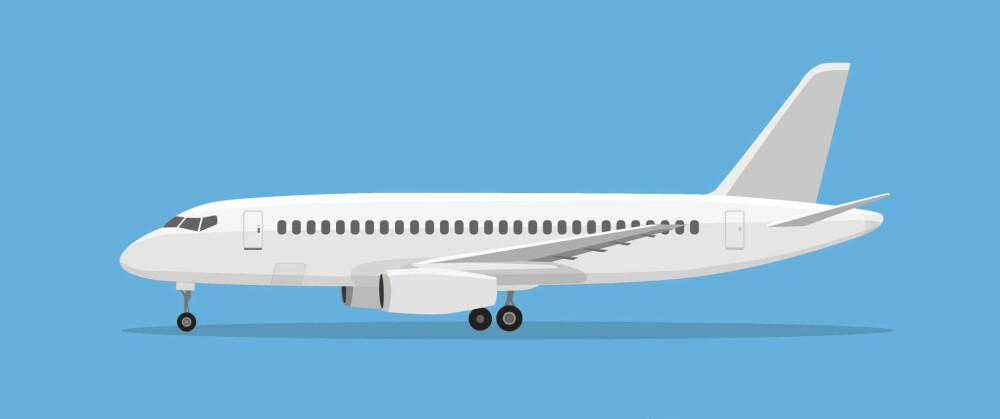 TRYGGERE BAK: To store studier av rundt 35 år med flykrasjdata konkluderer med at de tryggeste setene i et fly ikke er over vingen, men lenger bak i flyet.
