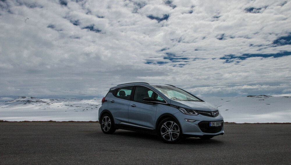 Om det hadde vært mulig å oppdrive biler, hadde Opel Ampera-e trolig vært markedets aller beste bilkjøp for tiden.