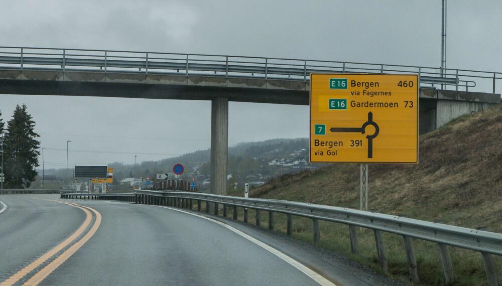 Alle veier fører til Rom? Nei, i Norge fører de fleste til Bergen.