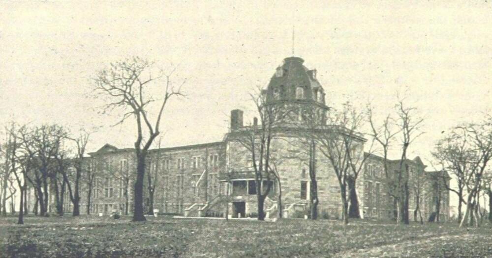 En av USAs verste psykiatrianstalter i 1880-årene lå på Blackwell's Island.