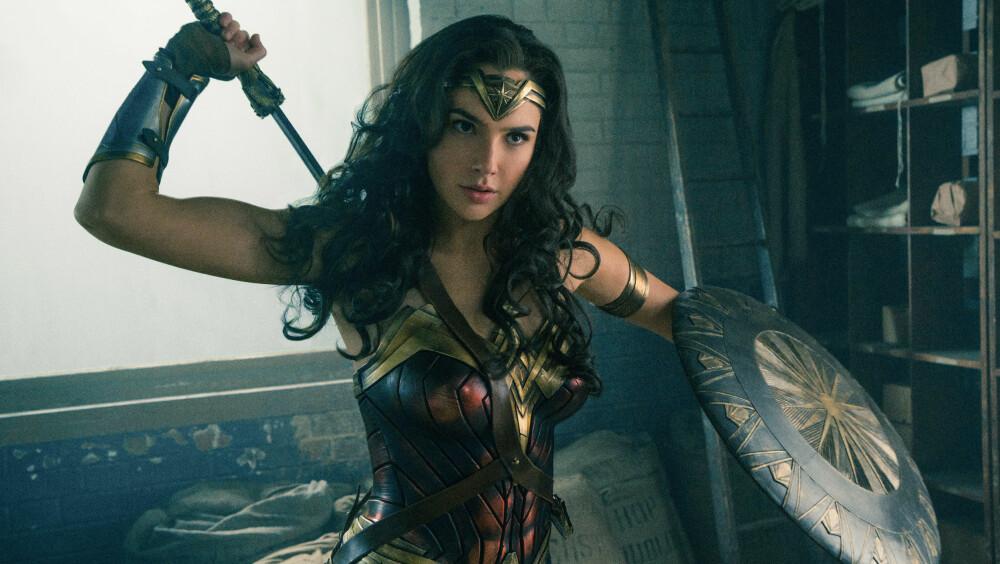 SATSER PÅ NYE FILMER: Blockbuster vil satse på filmer som nylig var på kino. Her er det Gal Gadot i rollen som Wonder Woman. Filmen er i skrivende stund ikke tilgjengelig på Blockbuster.