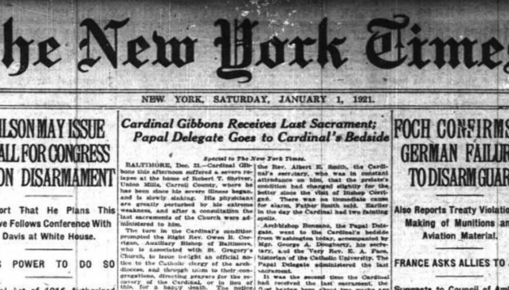 Ved starten av 1921 var verden lei krig, og i USA begynte man en sterk reduksjon av militæret. Samtidig hadde de allierte problemer med inleveringen av våpen fra tidligere tyske militære.