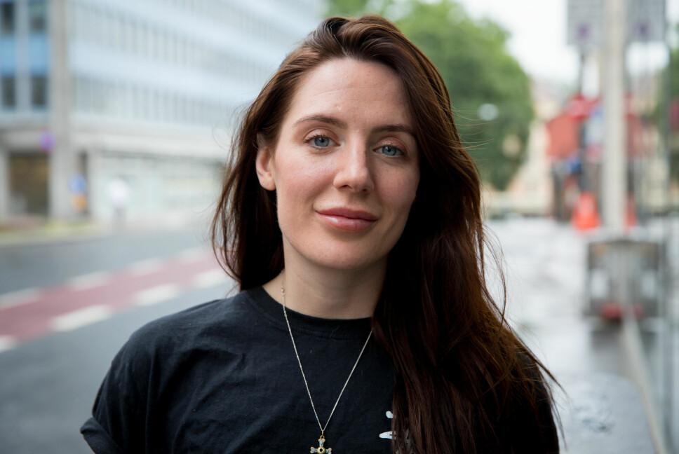 SAMANTHA BENTLEY KOMMER TIL OSLO: Samantha Bentley kommer tilbake til Oslo for å underholde på Sexhibition som arrangeres i hovedstaden 24. og 25. august.