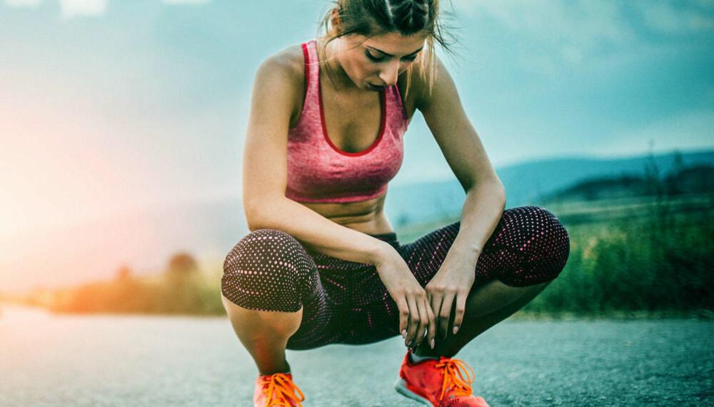 UNNGÅ Å LØPE LANGT: Å løpe langt, og gjerne på asfalt kan slite på ledd og fordøyelsessystem. Medisinprofessor I-Min Lee anbefaler heller fem andre treningsformer.