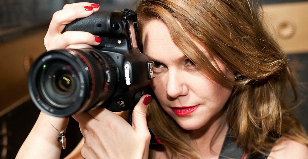 DEN MODERNE PORNOGRAFEN: Svenske Erika Hallqvist (40) er best kjent som den feministiske sexfilmskaperen Erika Lust. Hun sier at porno godt kan være «skitten», men verdiene bak må være rene.