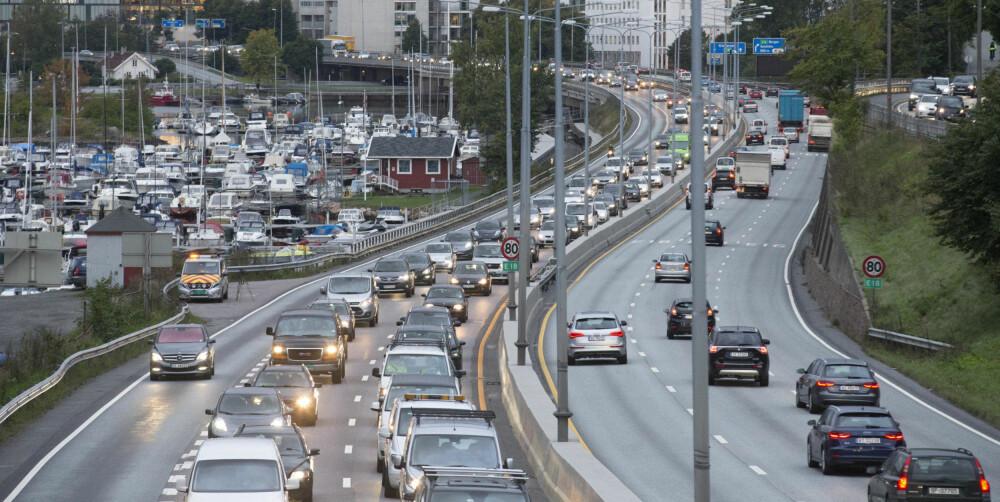 I 2013 endret bilistorganisasjonen NAF formålsparagrafen sin slik at bilister ikke lenger sto i fokus. Her fra deres eksperiment for å få folk til å ikke bruke bil til jobb.
