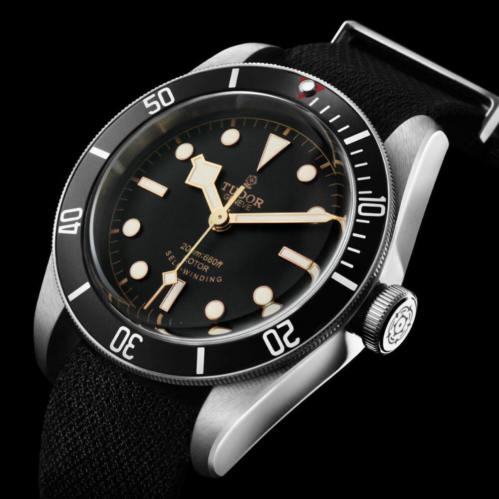 Tudor «Heritage Black Bay Black» ble kun produsert i et halvt år i 2015 før den ble erstattet av en ny klokke. Kostet den gang rundt 35.000 norske kroner. Prisene har ennå ikke skutt i været.