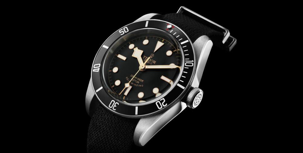 b81ad280 INVESTERING: Tudor «Heritage Black Bay Black» ble kun produsert i et halvt  år