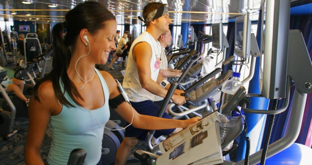 MINST EFFEKTIVT: Skal du gå ned i vekt, er det ikke her du bør legge innsatsen.
