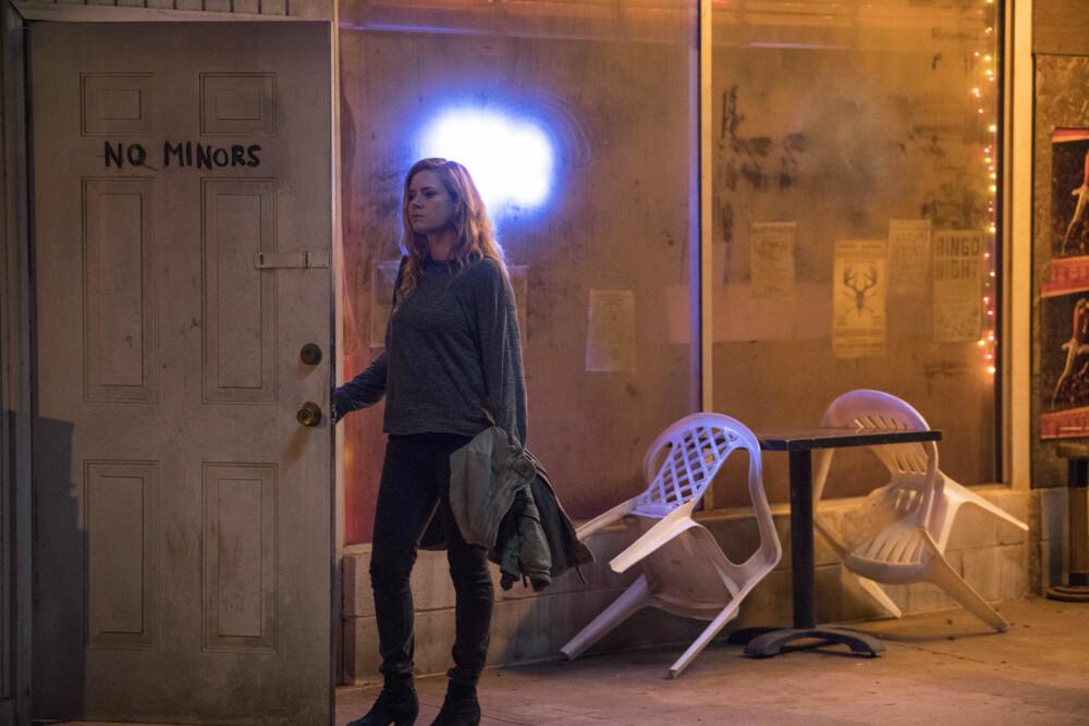 3b499ed890 NY SERIE  Amy Adams dukker opp i krimserien «Sharp Objects» en gang i