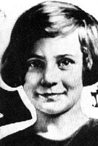 OFFER: Grace Budd var bare ti år gammel da Albert Fish fikk kloa i henne. Kannibalen og drapsmannen skrev et brev til moren syv år senere og skildret den unge jentas forferdelige skjebne. Det skulle bli starten på slutten for «Varulven fra Wysteria.