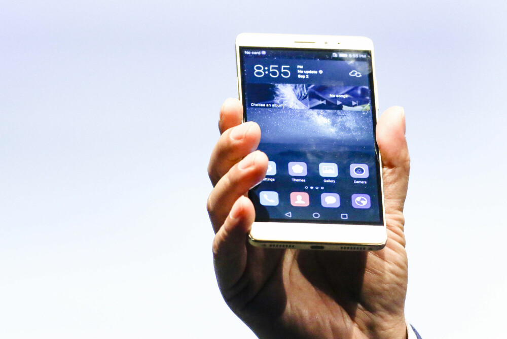 ADVARER: Amerikanske myndigheter er bekymret dersom utenlandske mobilprodusenter som ikke «deler amerikanske verdier» får fotfeste på mobilmarkedet i USA.