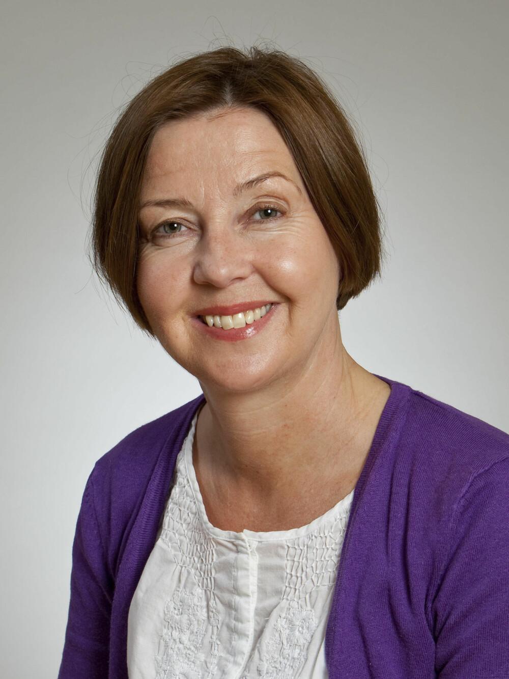 ADVARER: Rådgiver Anne Dybo i Økokrim advarer på det sterkeste mot å sende penger til noen du blir kjent med på nettet.