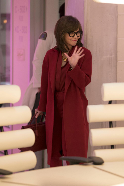 VETERAN: Sally Field har vunnet to Oscar to ganger og har spilt i storfilmer som «Forrest Gump», «Lincoln» og «Mrs. Doubtfire». Nå dukker hun opp i Netflix-serien.